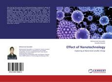 Bookcover of Effect of Nanotechnology