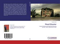 Capa do livro de Flood Disaster