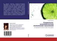 Bookcover of Социально-экономическое положение населения