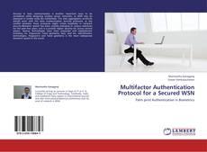 Capa do livro de Multifactor Authentication Protocol for a Secured WSN
