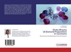Capa do livro de Hiraka Bhasma (A Diamond Preparation) In Carcinoma