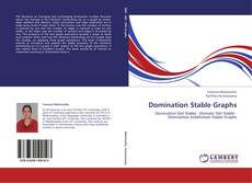 Buchcover von Domination Stable Graphs