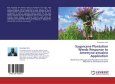 Sugarcane Plantation Weeds Response to Ametryne-atrazine Application的封面