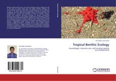 Couverture de Tropical Benthic Ecology