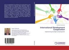 Buchcover von International Development Cooperation