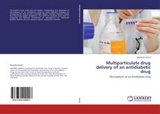 Bookcover of Multiparticulate drug delivery of an antidiabetic drug