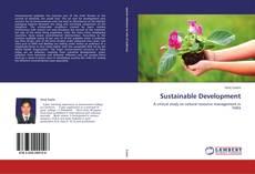 Sustainable Development kitap kapağı