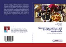 Portada del libro de Women Empowerment and Development through Microfinance