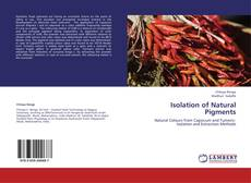 Bookcover of Isolation of Natural Pigments