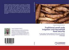 Bookcover of Traditional small scale irrigation and Household food security
