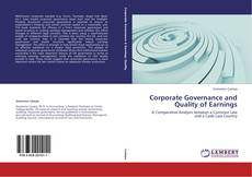 Bookcover of Corporate Governance and Quality of Earnings