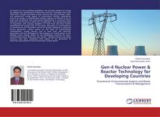 Buchcover von Gen-4 Nuclear Power & Reactor Technology for Developing Countries