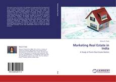 Bookcover of Marketing Real Estate in India