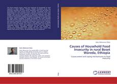 Buchcover von Causes of Household Food Insecurity in rural Boset Woreda, Ethiopia