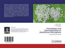 Capa do livro de Formulation and Characterization of Aceclofenac Microsphere
