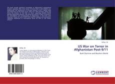 Portada del libro de US War on Terror in Afghanistan Post-9/11