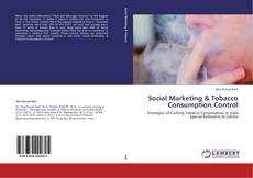 Capa do livro de Social Marketing & Tobacco Consumption Control