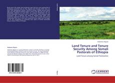 Bookcover of Land Tenure and Tenure Security Among Somali Pastorals of Ethiopia