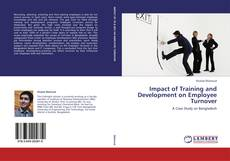 Buchcover von Impact of Training and Development on Employee Turnover