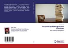 Bookcover of Knowledge Management Practices