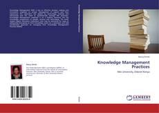 Portada del libro de Knowledge Management Practices