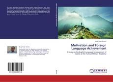 Portada del libro de Motivation and Foreign Language Achievement