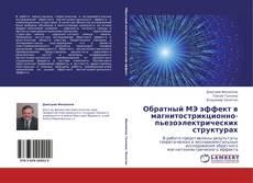Обратный МЭ эффект в магнитострикционно-пьезоэлектрических структурах的封面
