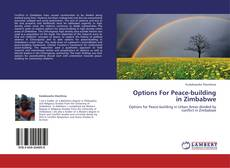 Buchcover von Options For Peace-building in Zimbabwe