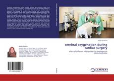 cerebral oxygenation during cardiac surgery kitap kapağı