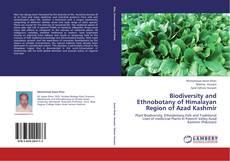 Capa do livro de Biodiversity and Ethnobotany of Himalayan Region of Azad Kashmir