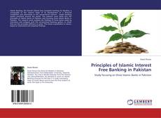 Bookcover of Principles of Islamic Interest Free Banking in Pakistan