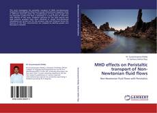 Couverture de MHD effects on Peristaltic transport of Non-Newtonian fluid flows