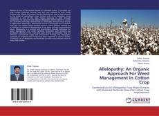 Обложка Allelopathy: An Organic Approach For Weed Management In Cotton Crop