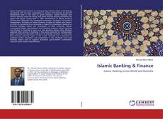 Bookcover of Islamic Banking & Finance