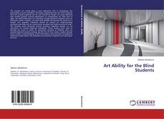 Couverture de Art Ability for the Blind Students