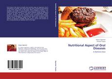 Обложка Nutritional Aspect of Oral Diseases