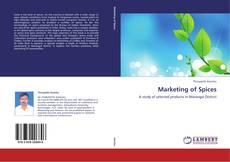 Couverture de Marketing of Spices