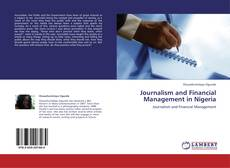 Buchcover von Journalism and Financial Management in Nigeria