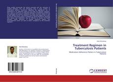 Treatment Regimen in Tuberculosis Patients的封面