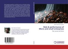 Bookcover of Role & performance of Micro and small enterprises