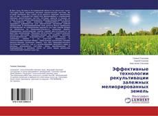 Capa do livro de Эффективные технологии рекультивации залежных мелиорированных земель