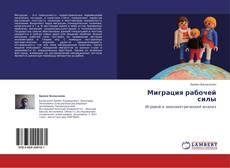 Capa do livro de Миграция рабочей силы