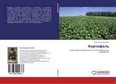 Capa do livro de Картофель