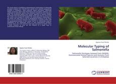 Capa do livro de Molecular Typing of Salmonella