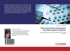 Buchcover von Pharmaceutical companies and their patent expiries