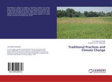 Bookcover of Traditional Practices and Climate Change