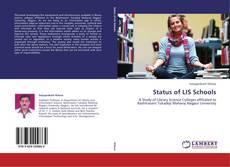 Capa do livro de Status of LIS Schools