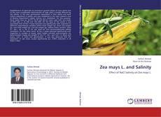Buchcover von Zea mays L. and Salinity