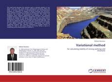 Buchcover von Variational method