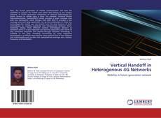 Buchcover von Vertical Handoff in Heterogenous 4G Networks